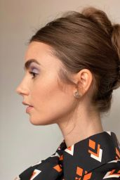 """Lily Collins - """"Emily In Paris"""" Promoshoot 2020"""