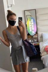 Lily Rose Depp - Social Media Photo 09/17/2020