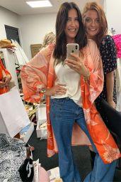 Lisa Snowdon - Social Media Photos 09/09/2020