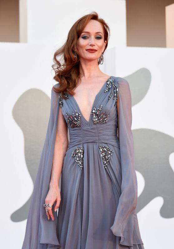 "Lotte Verbeek -  77th Venice Film Festival Opening Ceremony and ""The Ties"" Premiere"