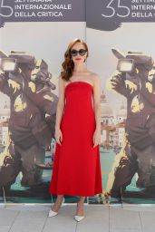"""Lotte Verbeek - """"The Book of Vision"""" Photocall at 77th Venice Film Festival"""