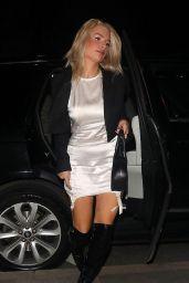 Lottie Moss Night Out Style - London 09/07/2020