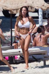 Lucia Javorcekova on Holiday in Naxos Island 08/31/2020