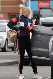 Lucy Fallon - Out in Manchester 09/03/2020