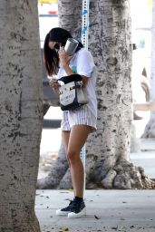 Lucy Hale Street Style - Out in Los Angeles 09/23/2020
