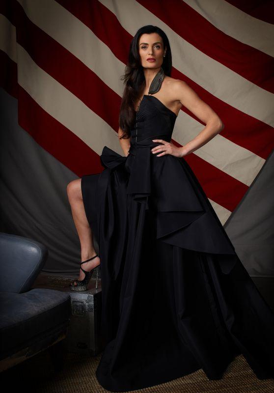 "Lyne Renée - ""Motherland: Fort Salem"" Promo Shoot"