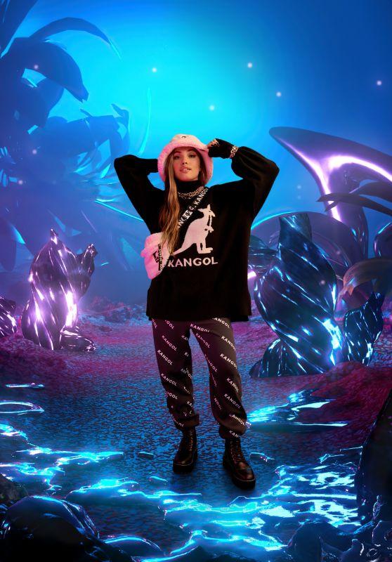 Mabel McVey - Kangol x H&M ft. Mabel Collection 2020