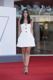 "Macarena Garcia – ""Notturno"" Premiere at the 77th Venice Film Festival"