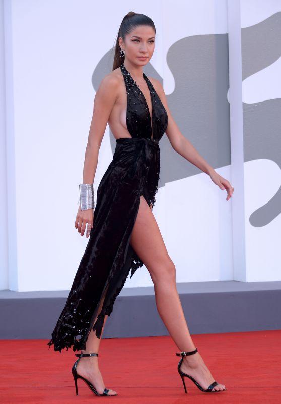 "Madalina Doroftei - ""Never Gonna Snow Again"" Premiere at the 77th Venice Film Festival"