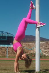 Maddie Ziegler - Fabletics Collection Fall 2020