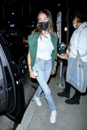 Madison Beer - Leaving BOA in Hollywood 09/11/2020