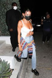 Madison Beer Night Out Style - Leaving a Party in Hollywood 09/24/2020