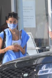Madison Beer - Shopping on Melrose Ave in West Hollywood 09/19/2020