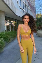 Madison Pettis - Social Media Photos and Videos 09/17/2020