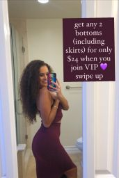Madison Pettis – Social Media Photos and Videos 09/29/2020