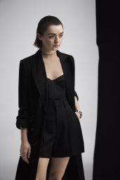 Maisie Williams – Cartier Promoting Pasha Watch Campaign 2020 (+9)