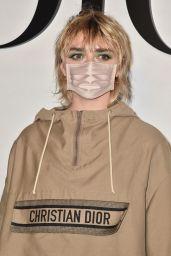 Maisie Williams - Dior SS21 Show in Paris (more photos)