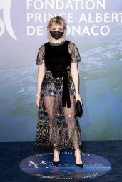 Maisie Williams – Monte-Carlo Gala For Planetary Health in Monte-Carlo 09/24/2020