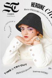 Maisie Williams - Photoshoot for Telegraph Luxury September 2020