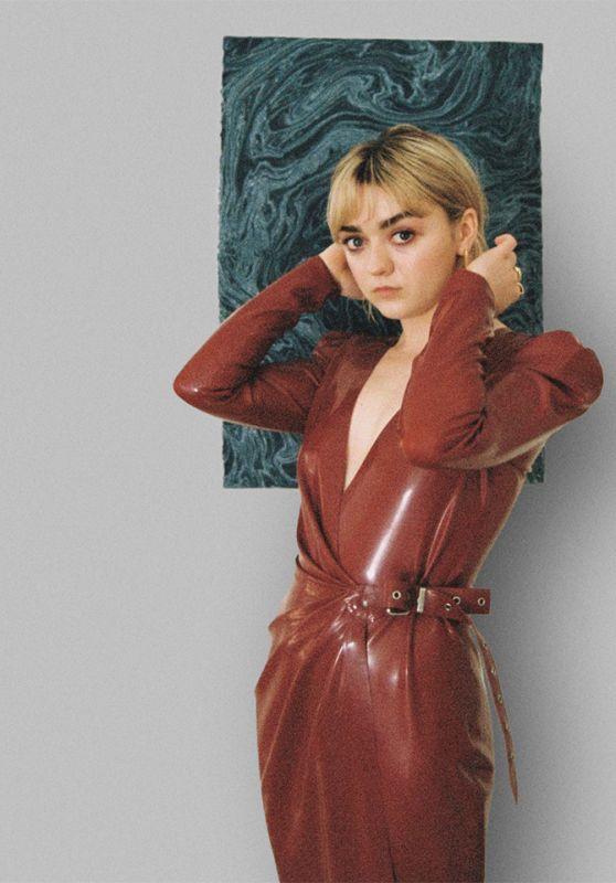 Maisie Williams - The Talks September 2020