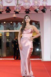 """Margherita Vicario – """"Notturno"""" Premiere at the 77th Venice Film Festival"""