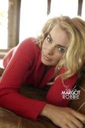Margot Robbie - Glamour US 2013
