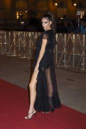 "Maria Pedraza - ""El Verano Que Vivimos"" Premiere at the 68th San Sebastian Film Festival"