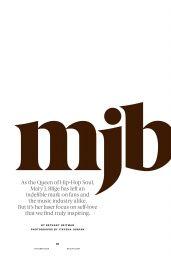 Mary J. Blige - Health Magazine October 2020 Issue