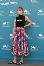 "Maya Hawke - ""Mainstream"" Photocall at the 77th Venice Film Festival"