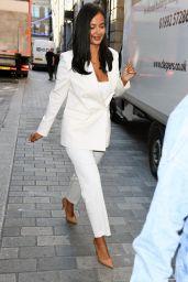 Maya Jama - Out in London 09/02/2020