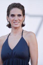 Maya Sansa – 77th Venice Film Festival Closing Ceremony Red Carpet