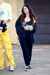 Megan Fox - Out in Los Angeles 09/20/2020