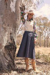 Meika Woollard - Pump Fashion Magazine June 2020