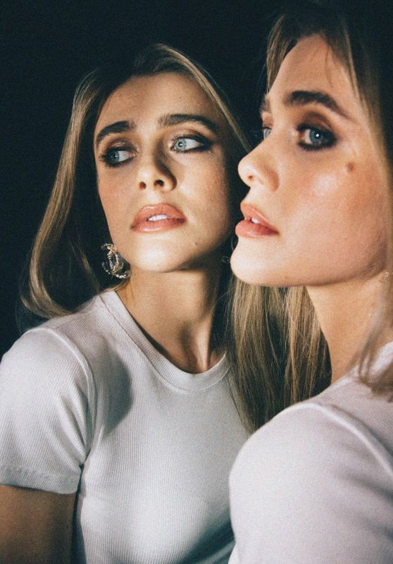 Melissa Roxburgh - We Love Coco Chanel Makeup Photoshoot 2020