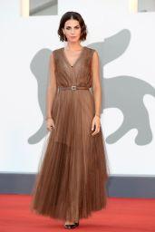Michelle Carpente – 77th Venice Film Festival Closing Ceremony Red Carpet