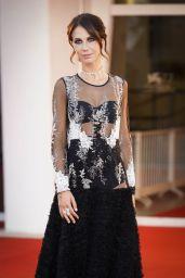 """Michelle Carpente – """"Notturno"""" Premiere at the 77th Venice Film Festival"""
