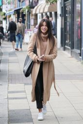 Michelle Keegan in Casual Outfit - Cheshire 09/25/2020