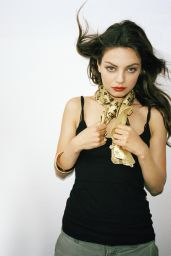 Mila Kunis - Photoshoot for Parade Magazine 2008