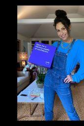 Minnie Driver - Social Media Photos 09/28/2020