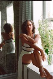 Misty Copeland - Architectural Digest USA October 2020 Issue