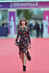 Mya Bollaers – 46th Deauville American Film Festival Opening Ceremony