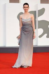 "Natalia Ryumina – ""Miss Marx"" Premiere at the 77th Venice Film Festival"