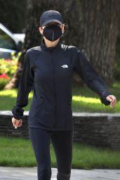 Nicole Richie - Walks Her Dog in Beverly Hills 09/03/2020