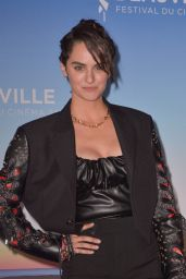 """Noemie Merlant - """"A Good Man"""" Photocall at the 46th Deauville American Film Festival"""