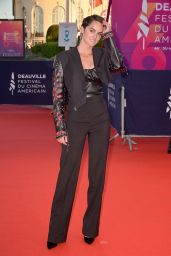 Noemie Merlant - Les Deux Alfred Premiere at the 46th Deauville American Film Festival