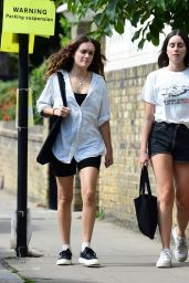 Olivia Cooke - Out in London 09/02/2020