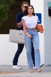 Olivia Culpo - Heads to Dinner in Santa Monica 09/19/2020