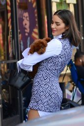 Olivia Culpo - Out in Hollywood 09/25/2020