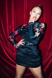 Olivia Deeble - BODE Magazine August 2020 Photoshoot