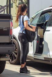 Olivia Munn in  Leggings - Los Angeles 09/02/2020